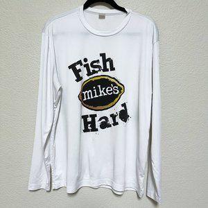 MIKE'S HARD LEMONADE FISH HARD LONG SLEEVE SHIRT